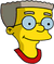 Smithers en rollers Icon