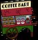 Vendeur ambulant de café