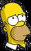 Homer Pensif