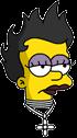 Goth Lisa Icon