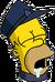 HomerConducteur Endormi