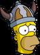 HomerBarbare Triste