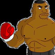 Joueur Drederick Boxeur