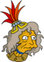 Folle aux iguanes Icon