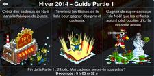 Noël 2014 guide partie 1