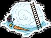 Bonhomme de neige Icon