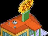 Épicerie de Springfield