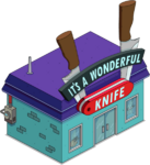 Au couteau affûté