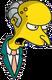 M. Burns Clamant