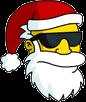 Père Noël Bonestrom Icon