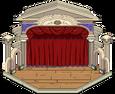 Scène opéra de plein air