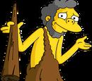 Moe Homme des cavernes