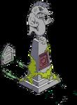 Monument des Poissons diables