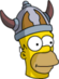 HomerBarbare Icon