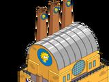 Usine de recyclage de Lisa