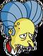 Comte Burns Triste