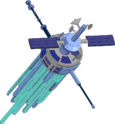 Station satellite