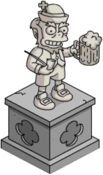 Statue Leprechaun