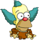 Krusty Manteau en renards Icon