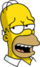 Homer Sarcastique Icon