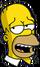 Homer Sarcastique Icon