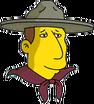 Le chef scout Icon