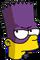 Bartman Ennuyé Icon