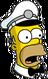 HomerGlacier Surpris