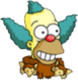 Krusty Manteau en renards Content
