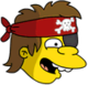 Nelson Pirate Rire