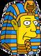 Pharaon Skinner Ennuyé