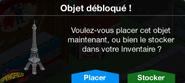 Tour Eiffel Déblo