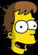 Homer bébé Nu