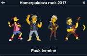 Homerpalooza rock 2017 1