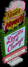 Panneau Newark Newark