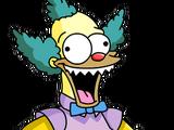 Poupée parlante de Krusty