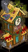 Atelier de jouets de Noël rigellien
