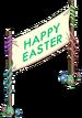 Bannière de Pâques
