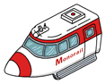 Monorail Icon
