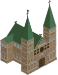 Vieille cathédrale