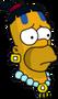 HomerMaya Triste