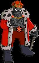 Vieux roi charbon