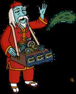 Evilshopkeeper promote cursed wares image 18