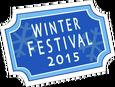 Ticket pour le festival hivernal