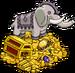 Statue d'éléphant