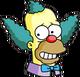 Krusty Embarrassé