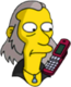 Shredder Stevens Téléphone