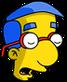 Milhouse Endormi