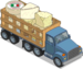 Camion à fromage