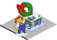 Le Dodu Donut de Noël